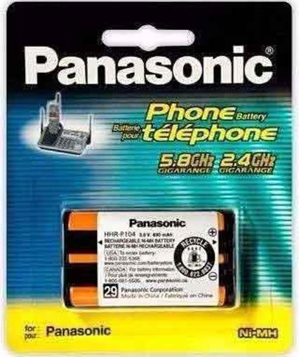 CORDLESS PHONE PANASONIC BATTERY P104