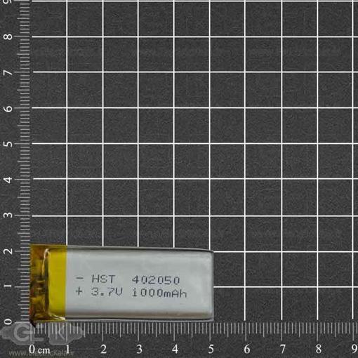 باتری لیتیوم پلیمر 440 میلی آمپر