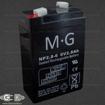 battery 6v 2.8ah