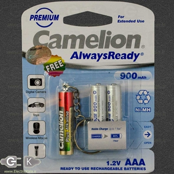 Camellion AAA Rechargable Battery