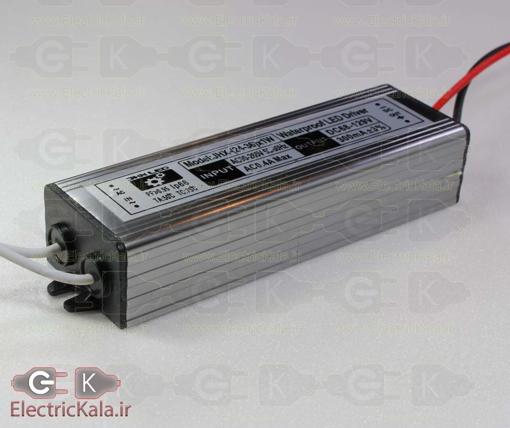 درایور ال ای دی LED Driver (24-36)*1W