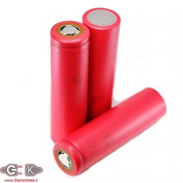 باتری لیتیومی آیون سانیو 3400 sanyo ncr18650bf