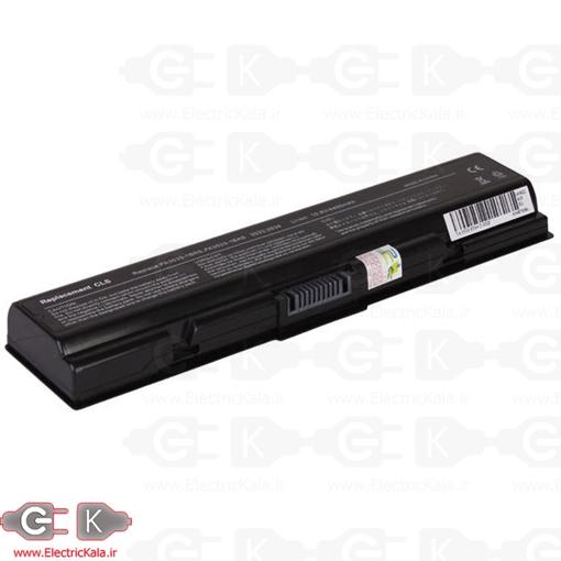 باطری لپ تاپ TOSHIBA PA3533/3534U-1BRS 4400mAh