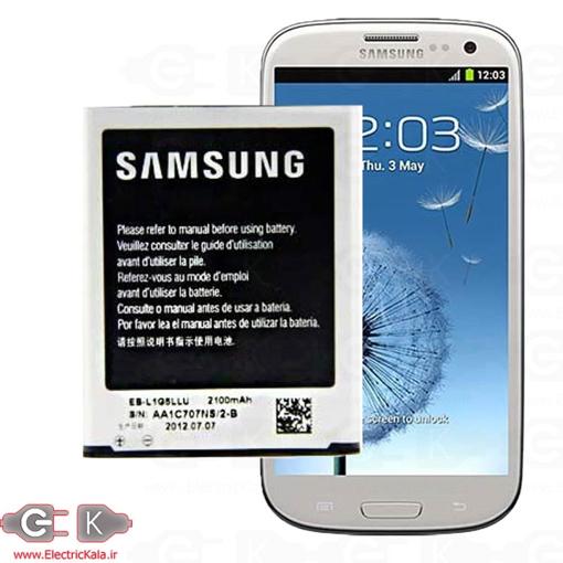 باتری موبایل سامسونگ galaxy s3 eb-l1g6llu