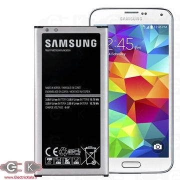 باطری گوشی سامسونگ galaxy S5 BG900BBC