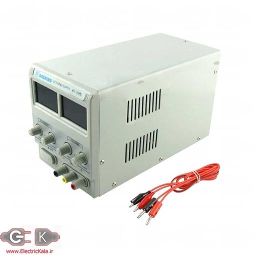 منبع تغذیه 30 ولت 3 آمپر Dazheng PS-303D