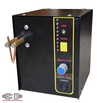 دستگاه نقطه جوش باطری الکتریک کالا