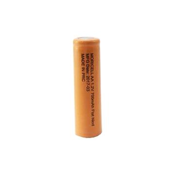 باتری قلمی نیکل کادمیوم moricell AA FLAT NICD 700