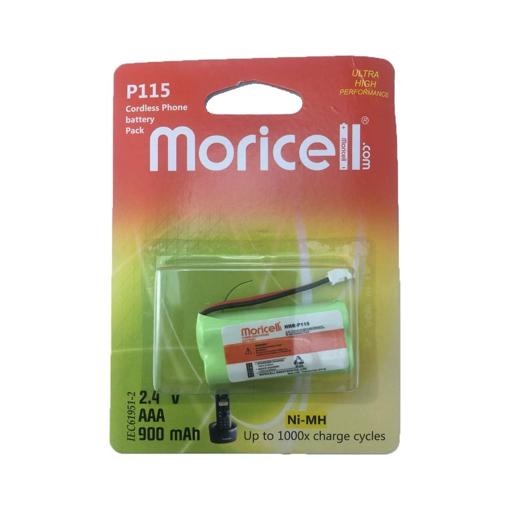 باتری تلفن بیسیم موریسل مدل P115
