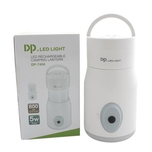 چراغ اضطراری قابل شارژ دی پی مدل DP7404