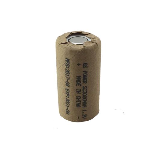باتری شارژی SC 3000 mAh مدل GS power