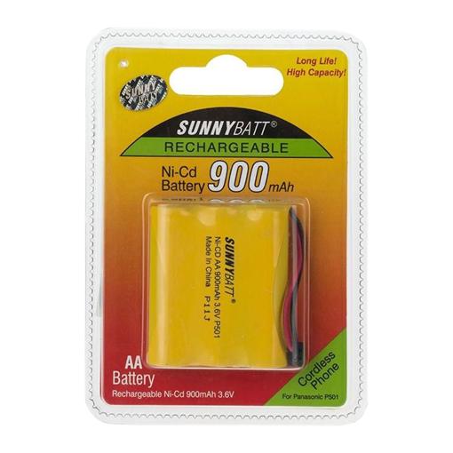 باتری تلفن بی سیم سانی بت مدل sunnybatt P501