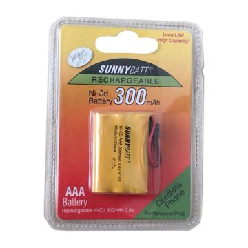 باتری تلفن بیسیم سانی بت مدل sunnybatt P102