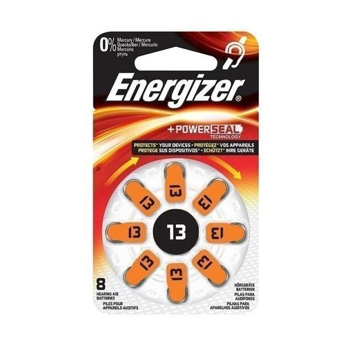 باتری سمعک energizer سایز 13