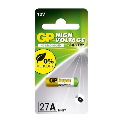 باتری 12V 27A High Voltage مدل GP