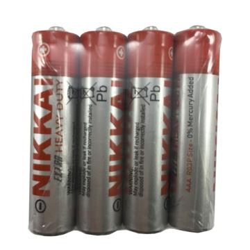 باتری نیم قلمی نیکای Heavy Duty AAA Battery