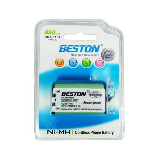 باتری تلفن بی سیم P104 مدل beston
