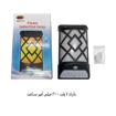 پنل خورشیدی مدل LED Flame Induction Light