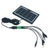 شارژر پنل خورشیدی چند سیم مدل solar panel cl-638wp