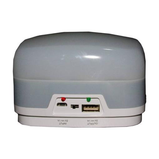 چراغ قوه کمپینگ شارژی دی پی مدل 7804