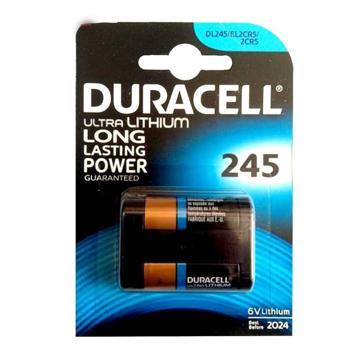 باتری لیتیومی 2CR5 دوراسل مدل Ultra