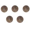 باتری سکه ای تیانکیو مدل CR2016 بسته 5 عددی