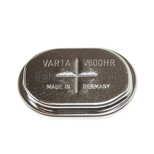 باطری وارتا ظرفیت600میلی آمپر مدل varta v600